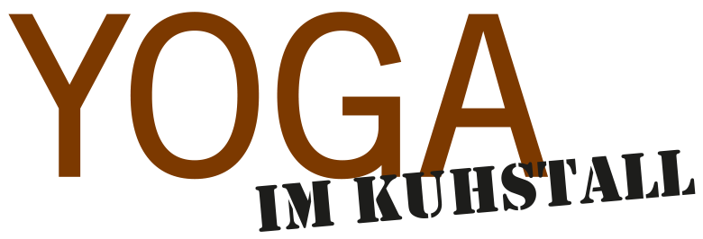 Yoga im Kuhstall